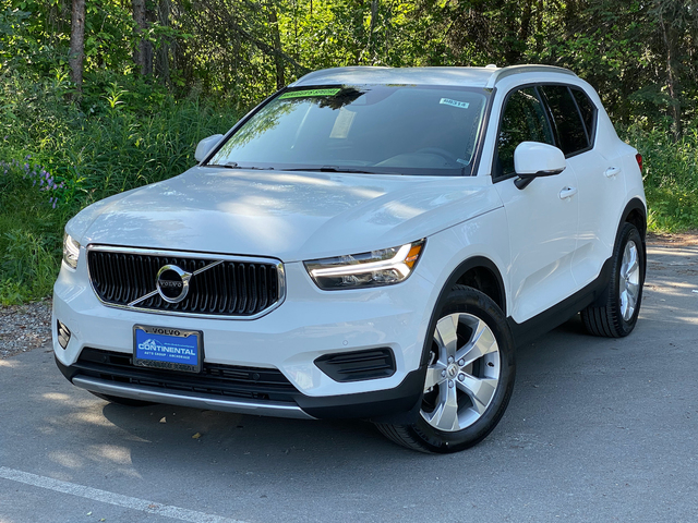 Schedule a test drive in this 2020 {make XC40