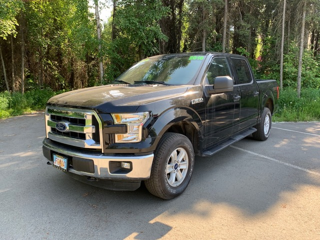 2016 Ford F-150 - No Image