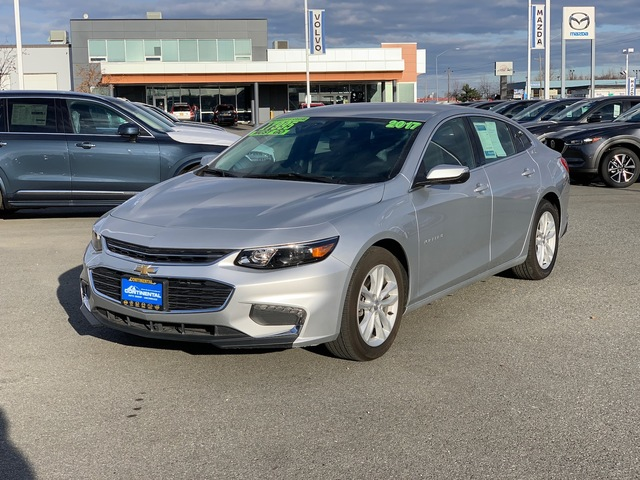 Schedule a test drive in this 2017 {make Malibu