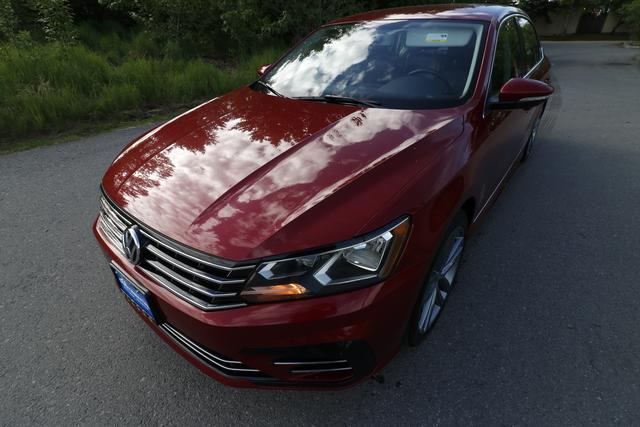 2016 Volkswagen Passat - No Image