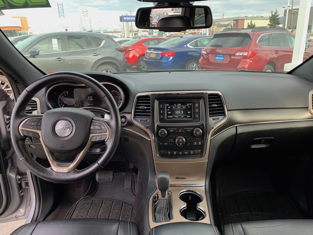 2016 Jeep Grand Cherokee (U11347)