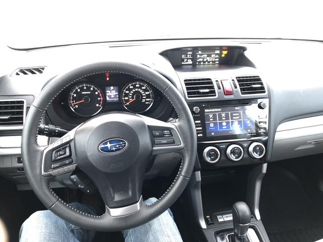 2016 Subaru Forester (U11447)