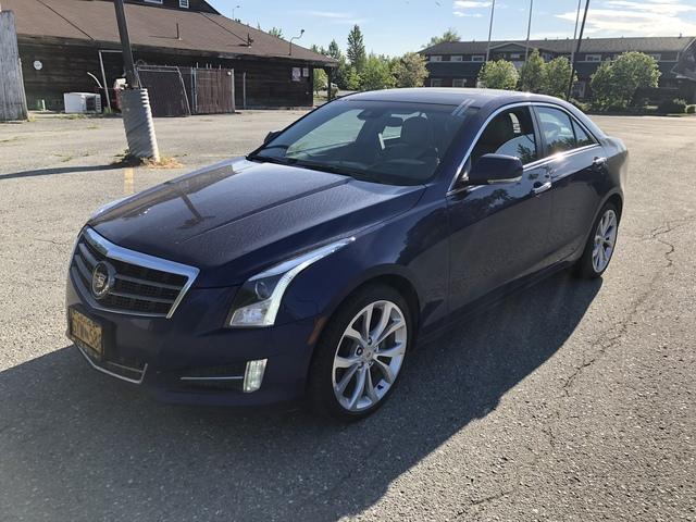 2014 Cadillac ATS U11459-1