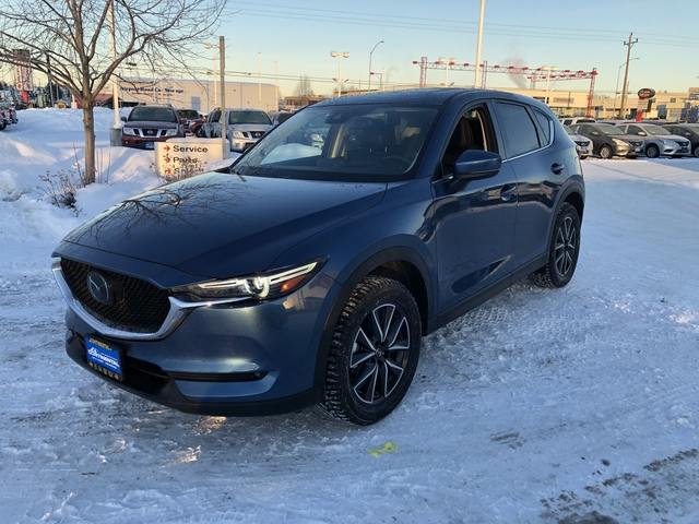 2018 Mazda CX-5 - No Image