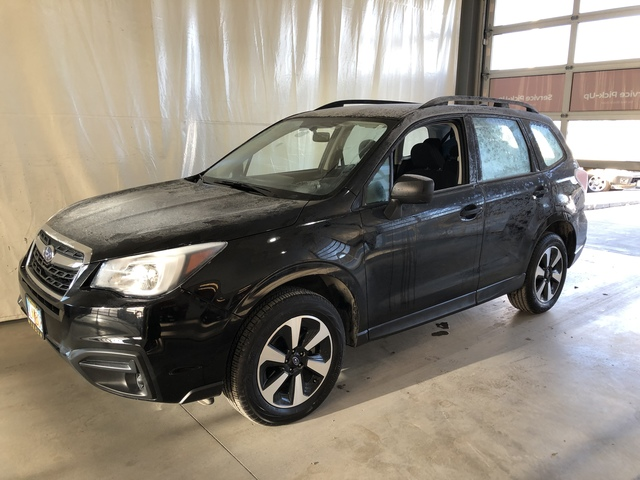 2018 Subaru Forester U11475
