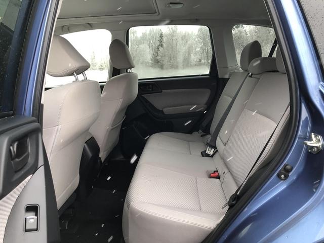 2017 Subaru Forester (U11478)