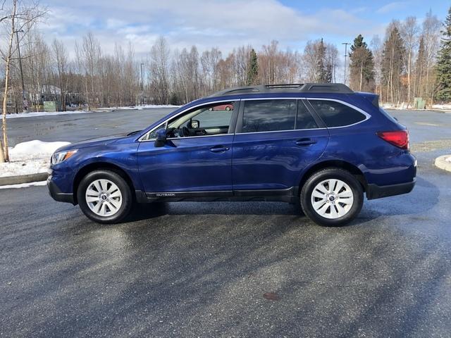 2017 Subaru Outback (U11480)
