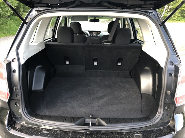 2016 Subaru Forester (U11482)