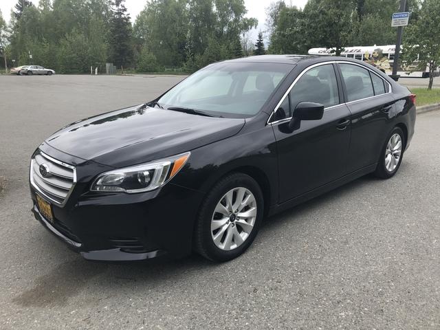 2017 Subaru Legacy U11488