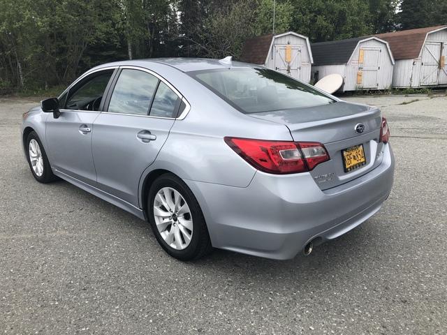 2017 Subaru Legacy (U11491)