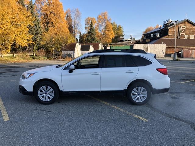 2017 Subaru Outback (U11516)