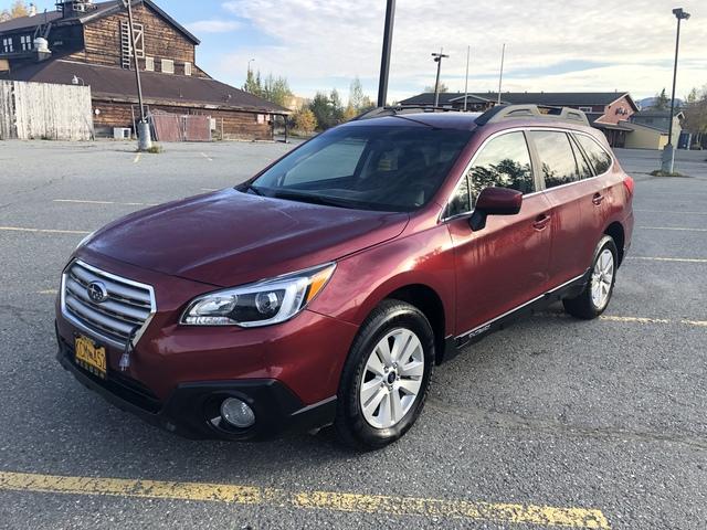 2017 Subaru Outback U11528