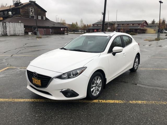 2016 Mazda Mazda3 U11543