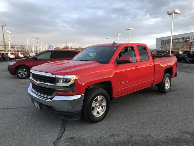 2018 Chevrolet Silverado 1500 U11546