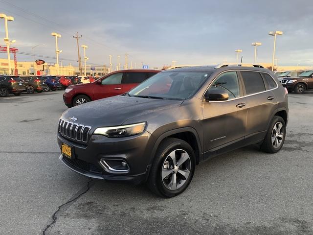 2019 Jeep Cherokee U11549