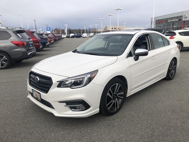 2018 Subaru Legacy U11554