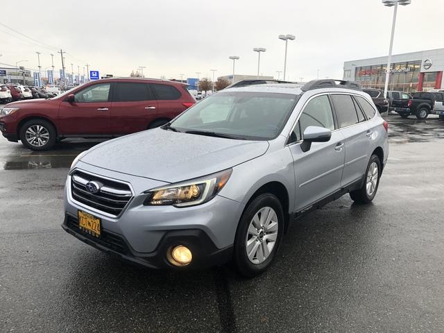 2018 Subaru Outback U11570