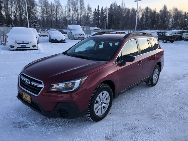 2019 Subaru Outback U11589