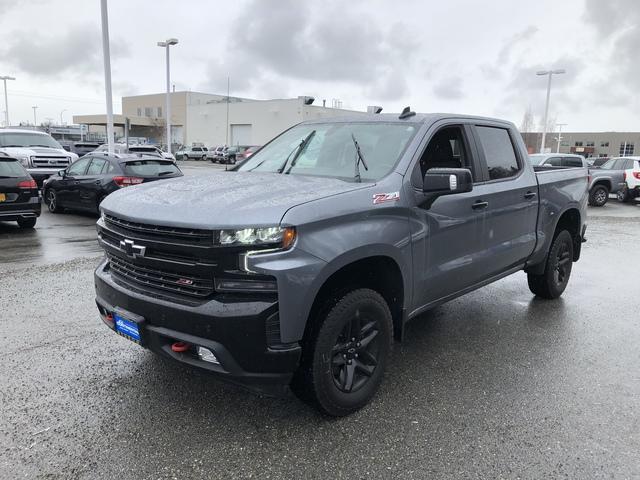 2019 Chevrolet Silverado 1500 U11611