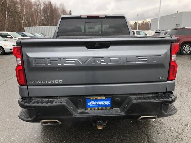 2019 Chevrolet Silverado 1500 (U11611)