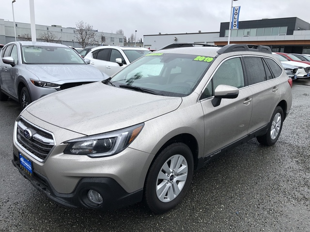 2019 Subaru Outback U11620