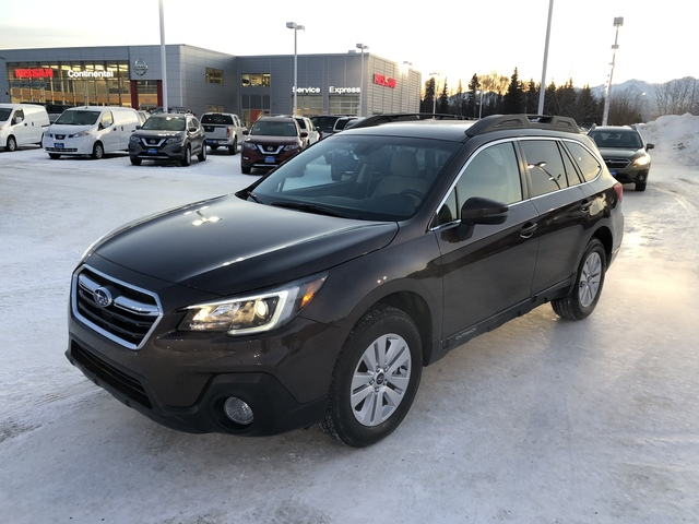 2019 Subaru Outback U11622