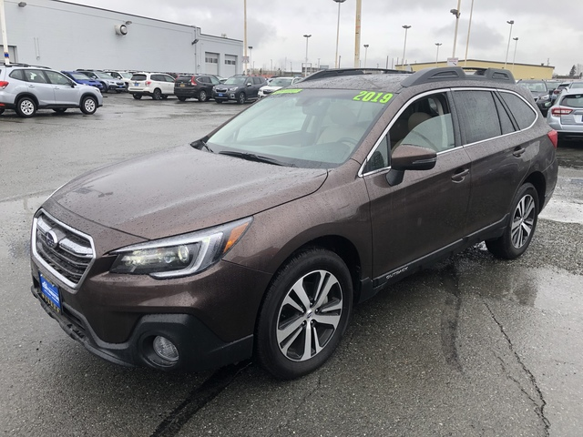 2019 Subaru Outback U11631
