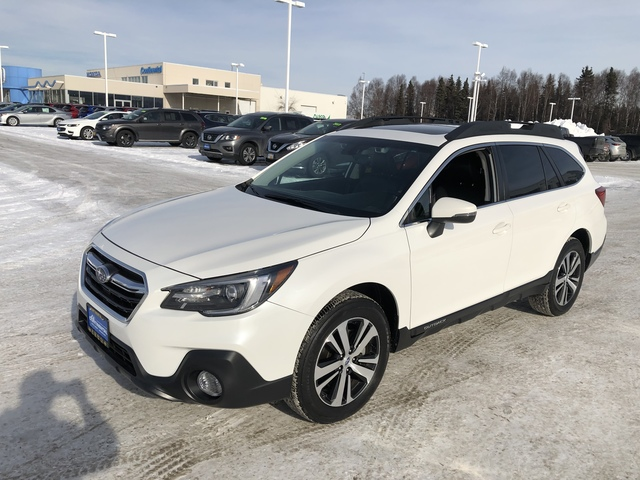 2019 Subaru Outback U11632