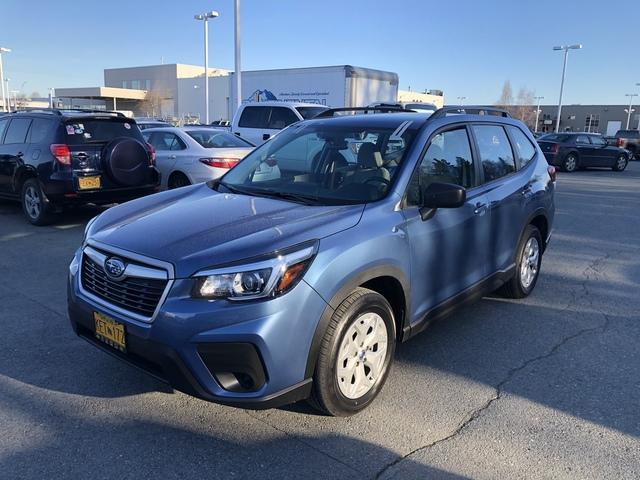 2019 Subaru Forester U11654