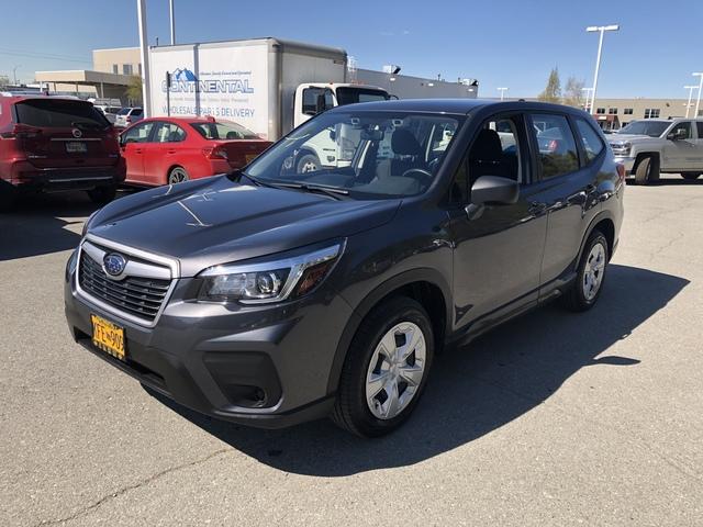 2020 Subaru Forester U11657