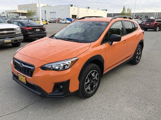 2020 Subaru Crosstrek U11660