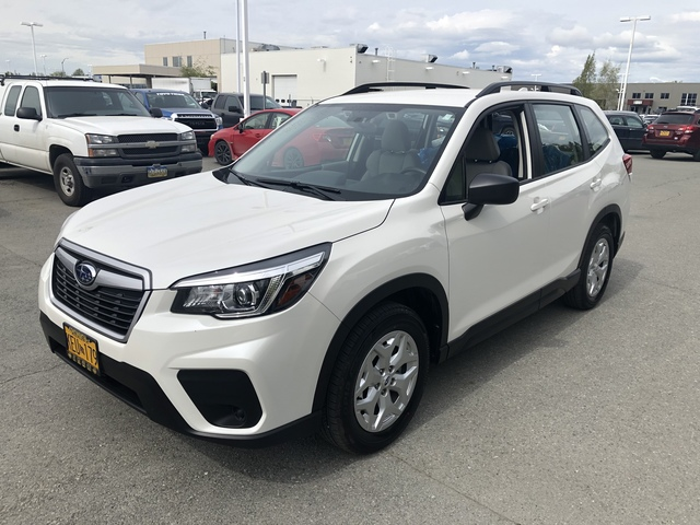 2020 Subaru Forester U11662