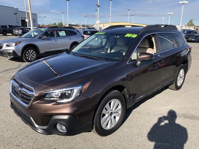 2019 Subaru Outback U11665