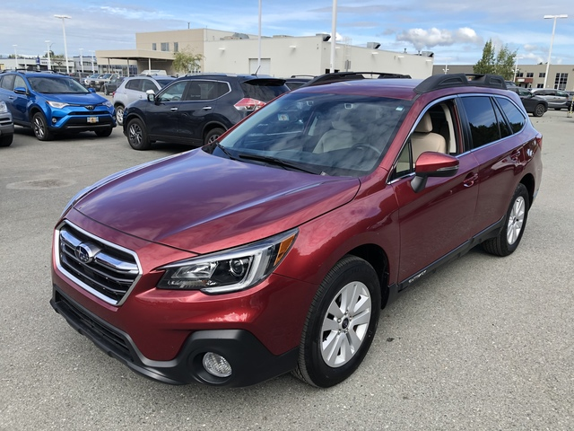 2019 Subaru Outback U11710