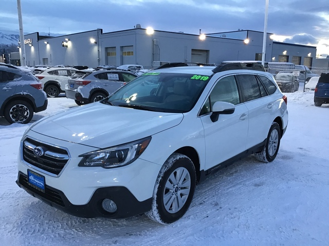 2019 Subaru Outback (U11741)