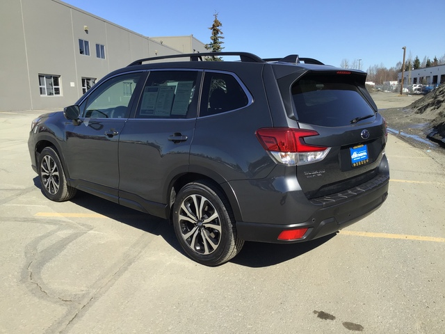 2021 Subaru Forester (U11791-1)
