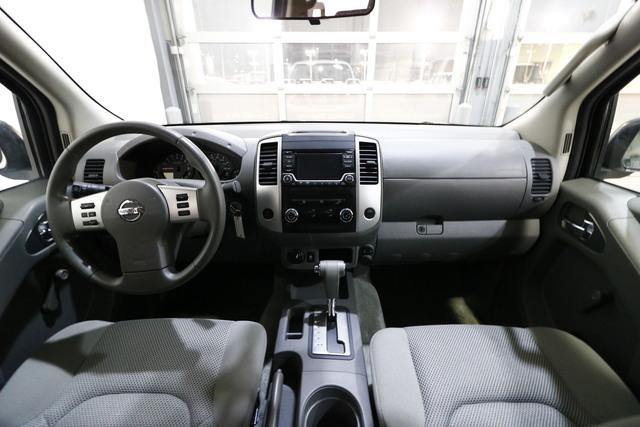 2017 Nissan Frontier (U1931)