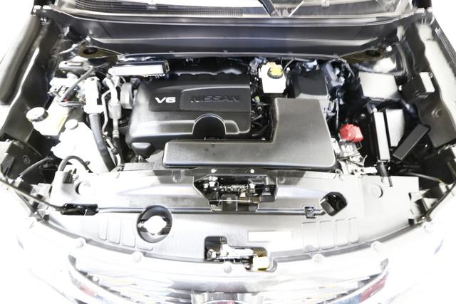 2017 Nissan Pathfinder (U1934)
