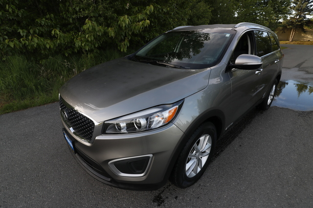 Schedule a test drive in this 2017 {make Sorento