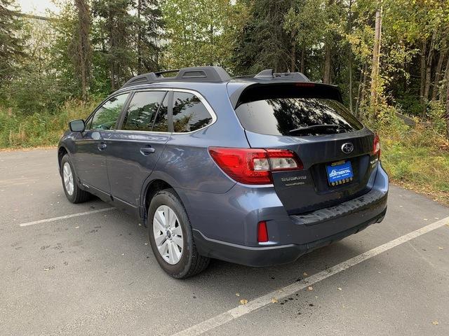 2017 Subaru Outback (U2009)
