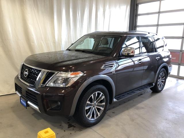 2018 Nissan Armada U2016