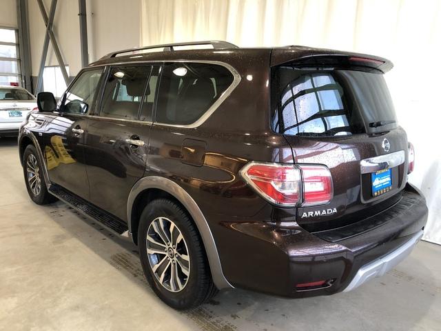 2018 Nissan Armada (U2016)