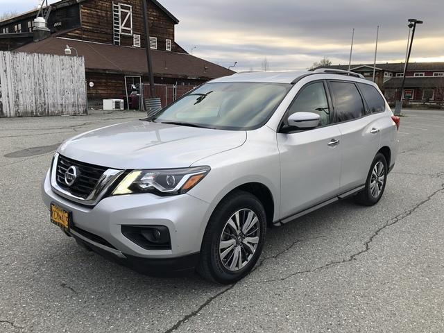 2018 Nissan Pathfinder U2021