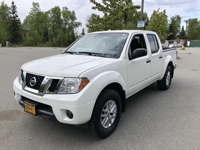 Schedule a test drive in this 2017 {make Frontier