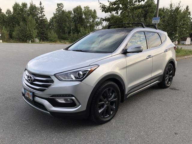 2017 Hyundai Santa Fe Sport U20466-1