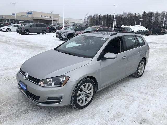 2016 Volkswagen Golf SportWagen U20480-3