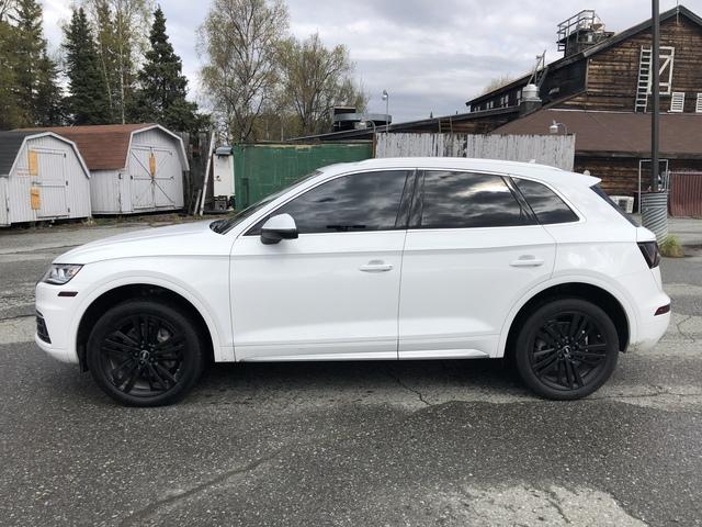 2018 Audi Q5 (U20584-1)