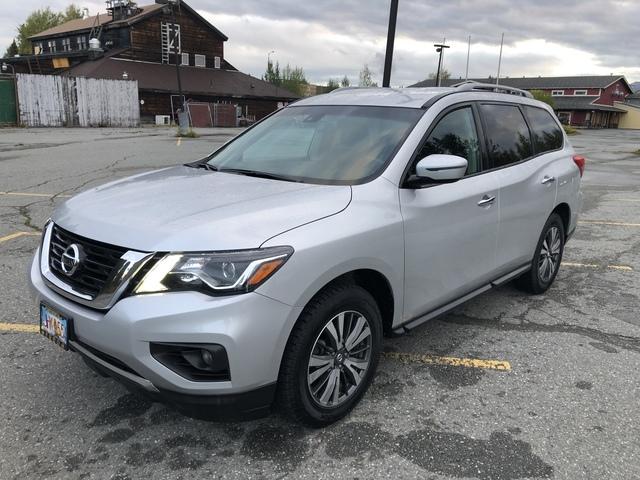 2017 Nissan Pathfinder U2064