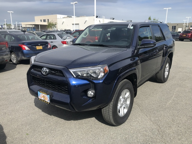 Schedule a test drive in this 2018 {make 4Runner
