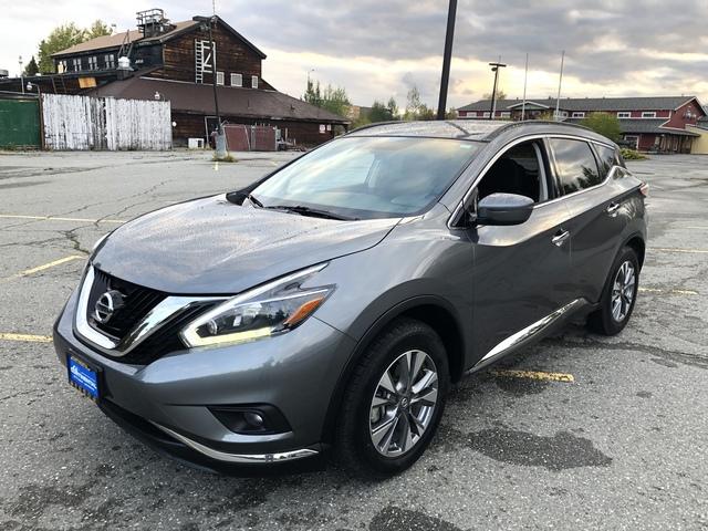 2018 Nissan Murano U2071